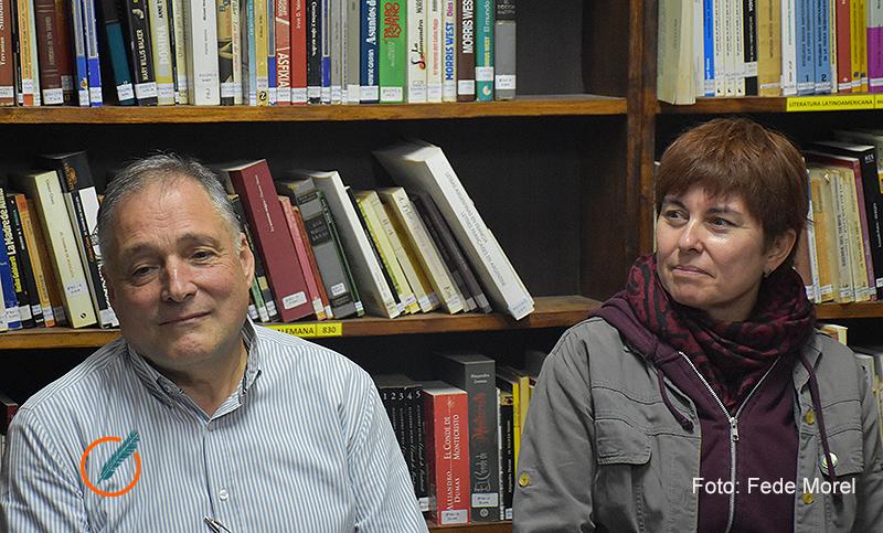 Hacer comunicación en la comunidad: entrevista a washington uranga y teresita vargas