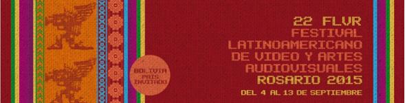 22° Festival Latinoamericano de Video y Artes Audiovisuales.