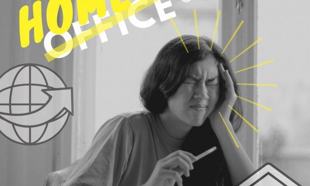 Home office: una modalidad que estresa, incómoda y flexibiliza el trabajo