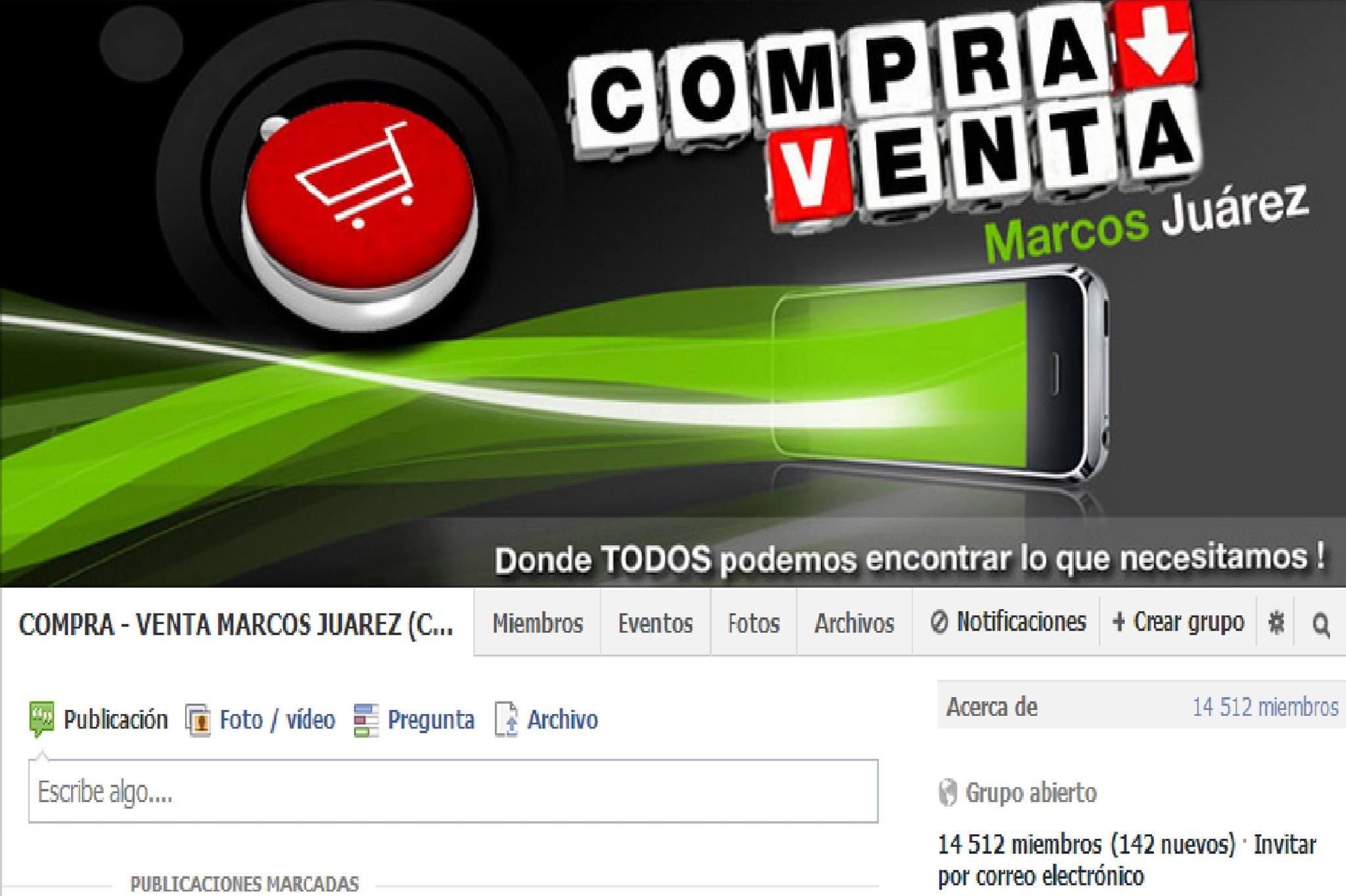 """Redes sociales: """"Compra-venta del siglo XXI"""""""
