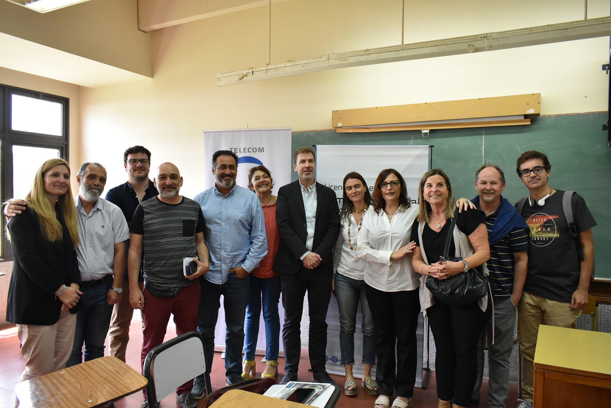 Jornada de innovación, tecnología y periodismo con Pepe Cerezo