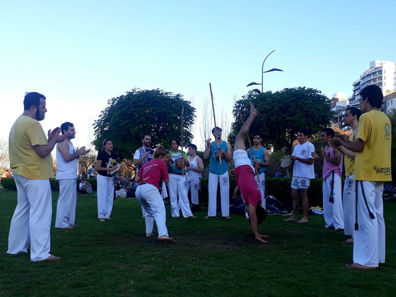 La comunicación en la Capoeira, un arte marcial muy latinoamericano