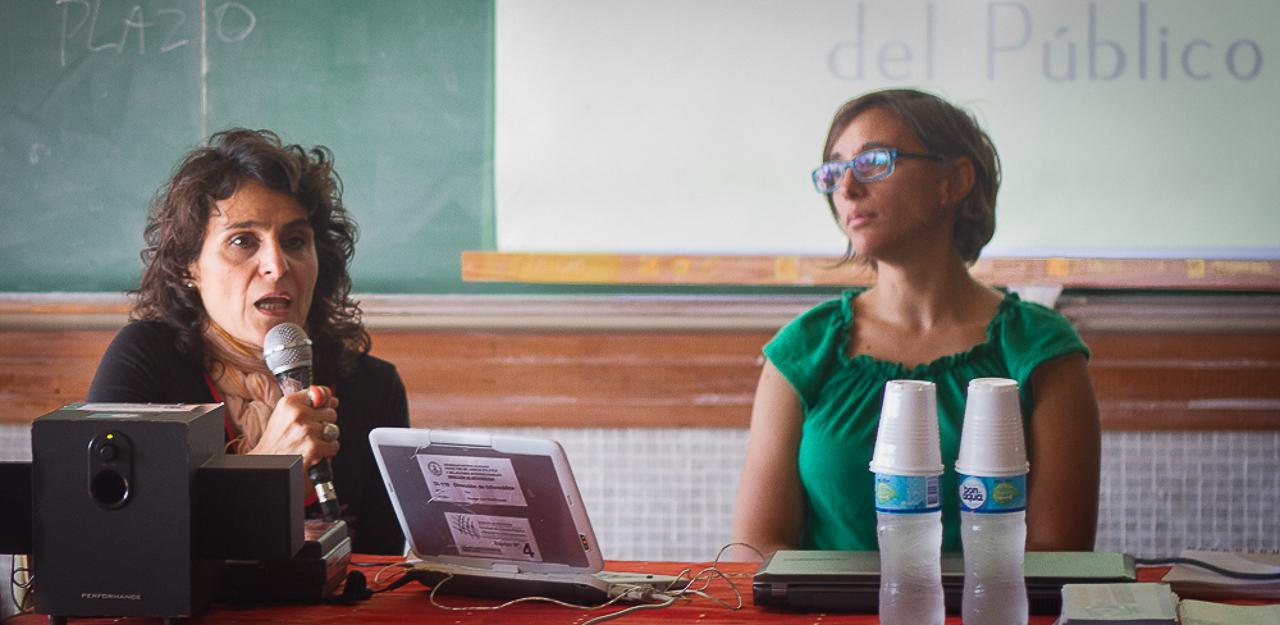 Entrevista a la concejala Norma López.