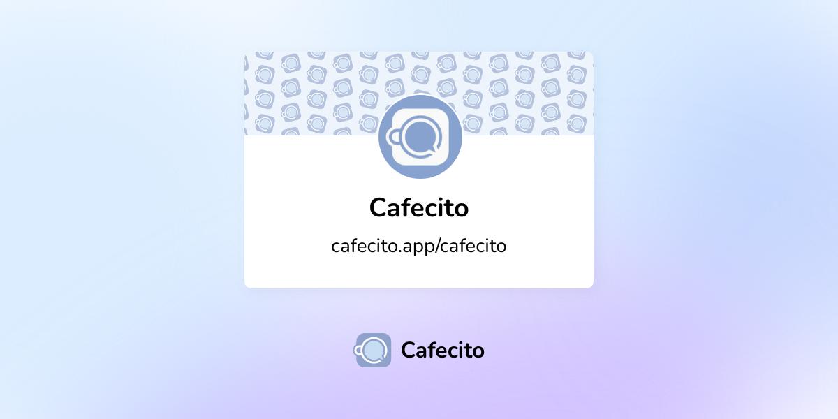 Cafecito.app, las nuevas donaciones digitales