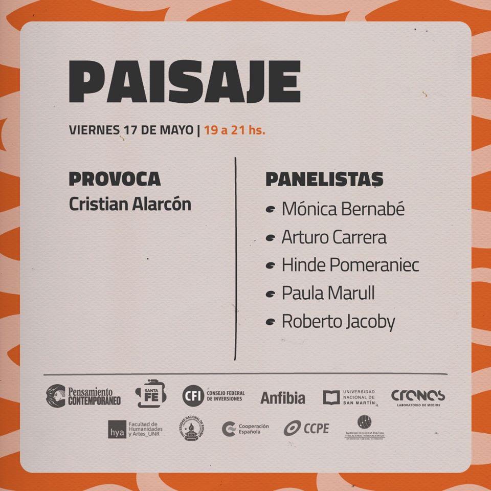 Festival Anfibio: Paisaje