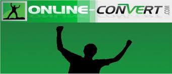 Conversor online gratuito