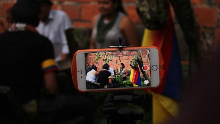 El smartphone como herramienta para desarrollar la realización audiovisual en estudiantes de escuela secundaria